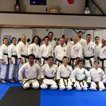 Black and Brown Belts 2016